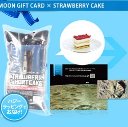 月の土地宇宙食セット