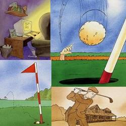 ゴルフの極意