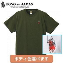 殿さま半袖Tシャツ
